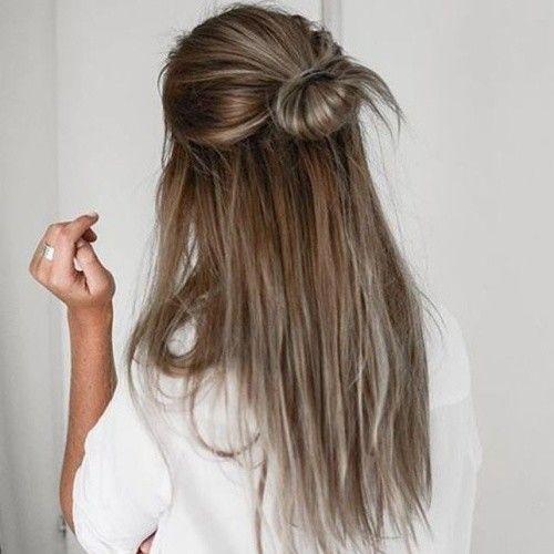 50 Unglaublich Einfache Frisuren Fur Die Schule Classpintag Die Einfache Explore Frisuren Fur Easy Bun Hairstyles Messy Hairstyles Interview Hairstyles