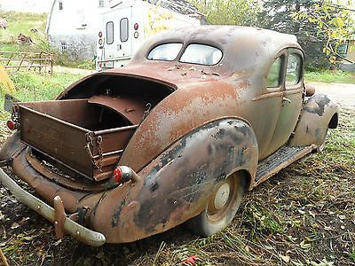 1938 Hudson Terraplane Utility Coupe Maintenance of old vehicles: the material for new cogs/casters/gears could be cast polyamide which I (Cast polyamide) can produce
