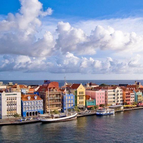 Williamstad, Curacao.