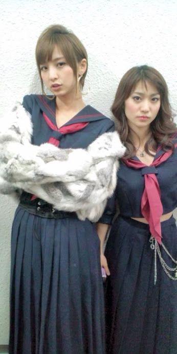 セーラー服の大島優子