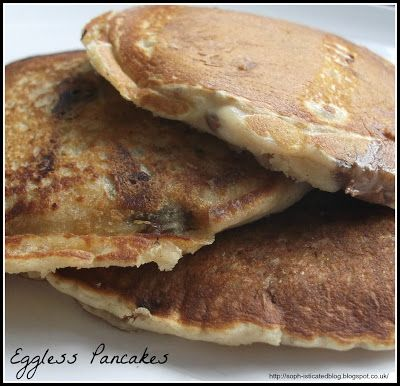 Soph-isticated? | UK Lifestyle & Food Blog: Eggless Pancakes | Recipe
