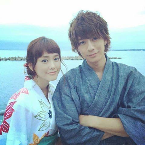 Mirei Kiritani & Shohei Miura