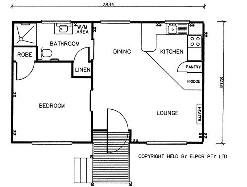 Granny flat house extensions and melbourne on pinterest for Garage extension plans