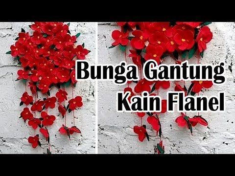 30+ ide hiasan dinding dari kain flanel bunga - panda assed