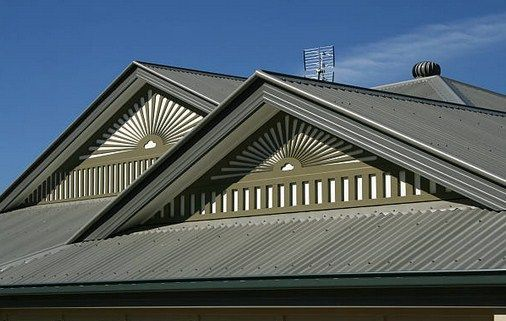 Tips To Discover Metal Structure Contractual Workers And Developers In 2020 Gable Roof Design Standing Seam Metal Roof Fibreglass Roof