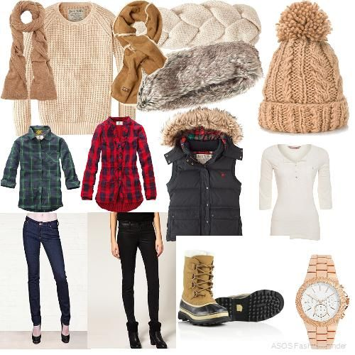 Apres ski | Women's Outfit | ASOS Fashion Finder