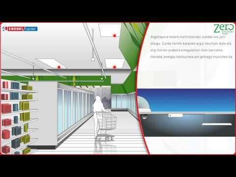 EROSKI | Tienda 0 emisiones Oñati  1ª tienda 100% sostenible de Europa