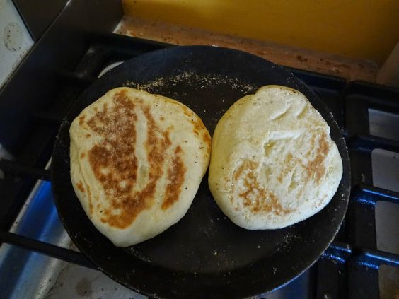 The Messy Organic Mum: English Muffins