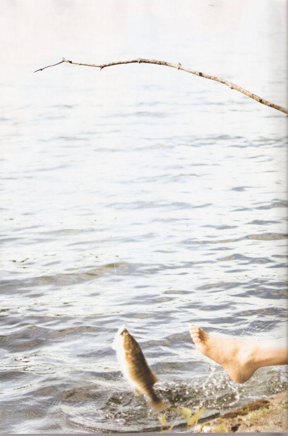 fishing...:
