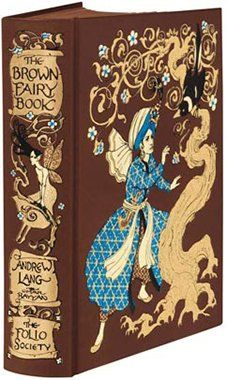 The Brown Fairy Book with illustrations by Omar Rayyan
