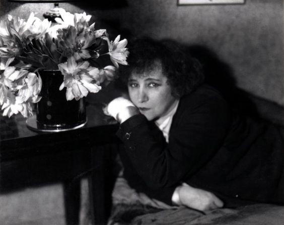 ANDRE KERTESZ  Colette, 1930