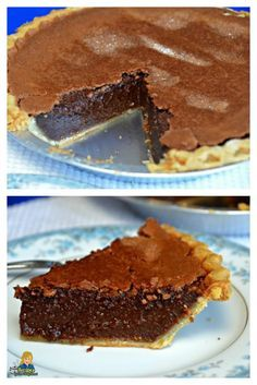 How to make chocolate chess pie a southern favorite