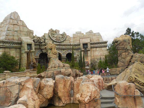 bastille orlando amphitheater