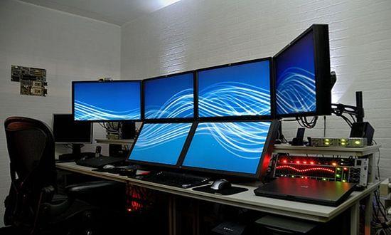 Six Screens
