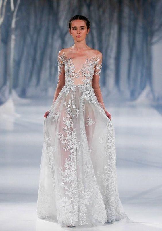 Paolo Sebastian dresses are stunning