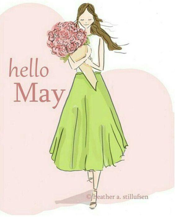 Hello May: