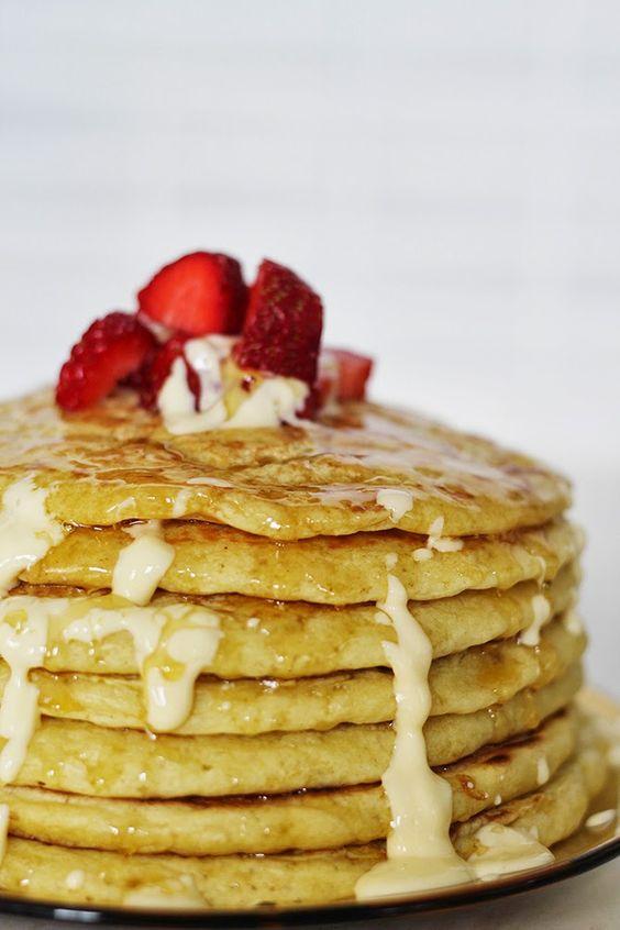 myLifebox: Recipe | Fluffy Pancakes