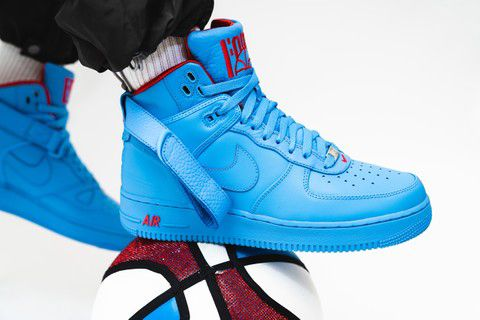 Just Don S Nike Air Force 1 Hi Chicago Melds The Af 1 2 3 Nike Air Force Nike Air Nike