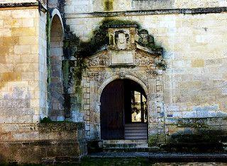 Saintes, Abbaye aux Dames