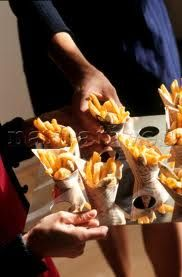 fish 'n chips canape - Google Search