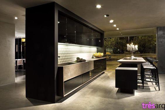 #kitchen #tresarquitetura #interiordesign Três Arquitetura (@tresarquitetura)