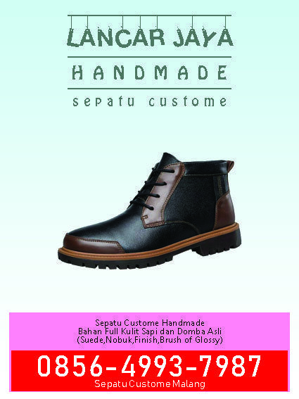 Sepatu Custom Kerja Sepatu Kerja Wanita Hitam Sepatu Kets Wanita
