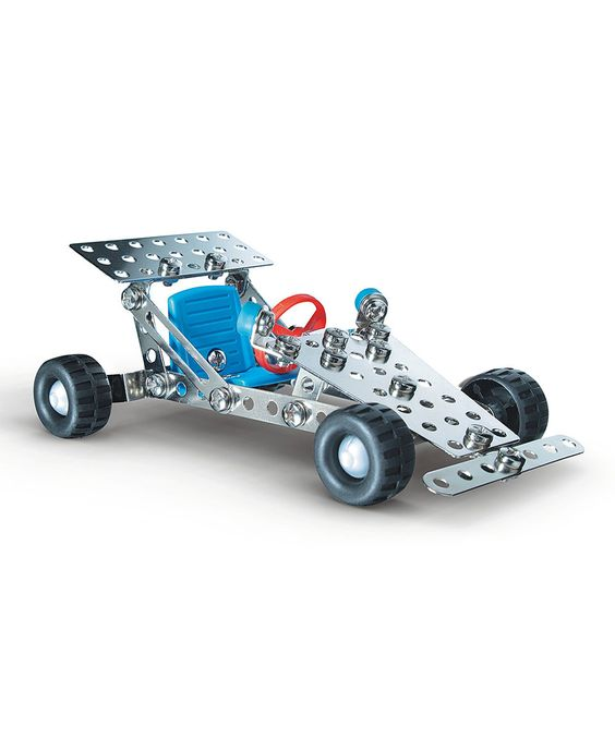 Loving this Eitech Race Car - Starter Box Construction Set on #zulily! #zulilyfinds