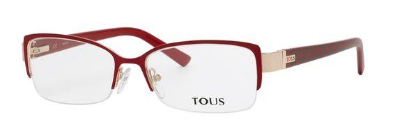 TOUS 286 #Tous #Gafas #GafasGraduadas #GafasDeVista  #Mujer  #EyeLenses #EyeGlasses #Eyewear  #Woman