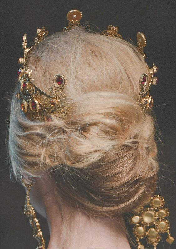 Dolce & Gabbana F/W 2013 Detail