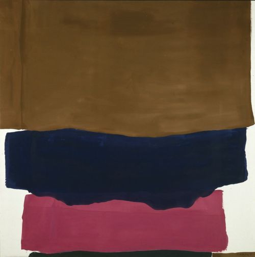antonioladrillo:    Helen Frankenthaler   Indian Summer, 1967