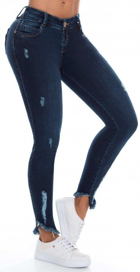 Jeans Levanta Cola Lowell 5001 Jeans De Moda Pantalones De Moda Pantalones Jeans De Moda