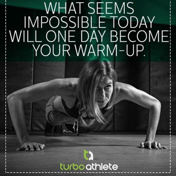 What seems impossible today will one day become your warm-up. . . . . . . . . . . . #TurboAthlete #fitnessinlife #ClothingBrand #Fitnesscloth #productivewear #innovativewear #effectivewear #qualitywear #HealthandFitness #FitLife #MenApparel #AthletesCaps #AthletesTe