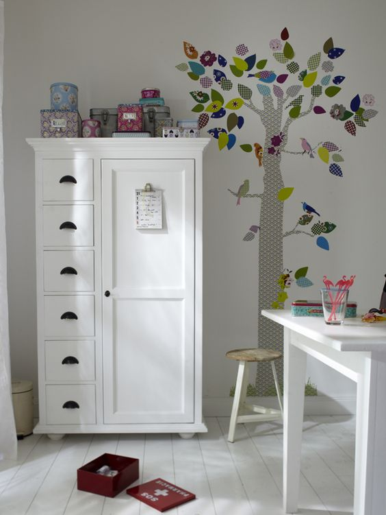 pin by meine dinge  franka on kids room | pinterest | vögel, Schlafzimmer