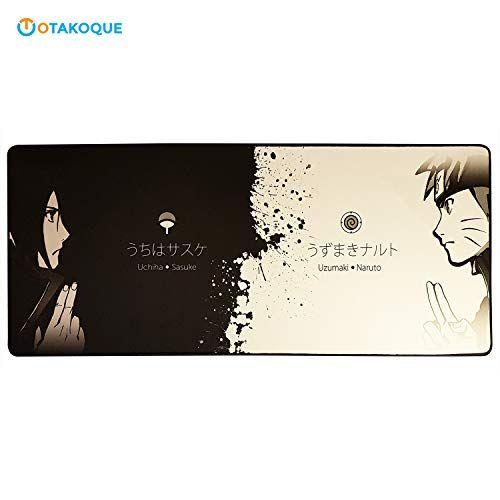 tapis de souris manga pour gamer xxl