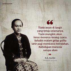 Kata Kata Motivasi Ra Kartini Untuk Wanita Indonesia Aridjaya Motivation Inspirasi Books