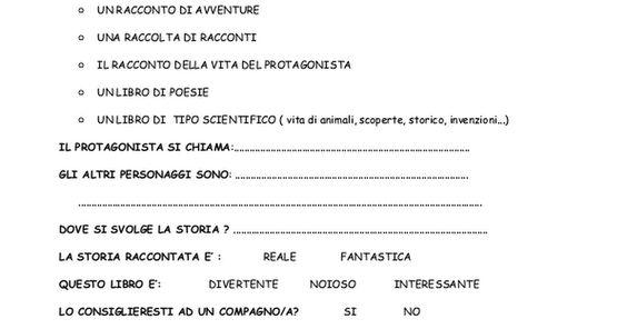 SCHEDA LIBRO BIBLIOTECA CLASSE2.doc