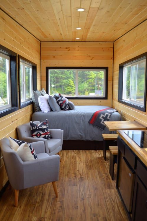 11 Tiny Houses You Can Stay In Right Now Starting At Just 42