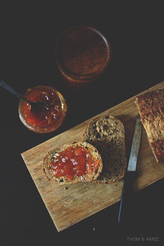 Apricot Jam  By David Leboitz