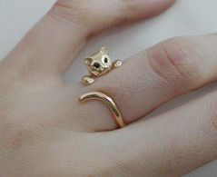kitty: Crazy Cats, Kitty Cats, Cat Ring, Cute Cats, Crazy Cat Lady