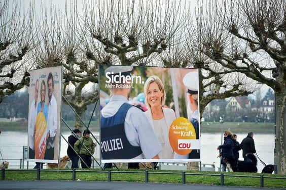 Flüchtlingspolitik: CDU-Spitzenkandidaten distanzieren sich von Merkel - SPIEGEL ONLINE - Politik