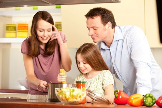 Healthy ingredient substitutions for family meals