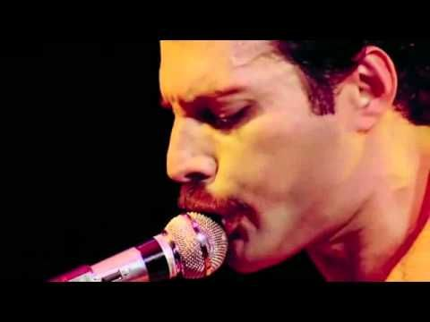 """""""Bohemian Rhapsody"""" is a song by the British rock band Queen. It was written by Freddie Mercury for the band's 1975 album A Night at the Opera. The song has no chorus, instead consisting of three main parts: a ballad segment ending with a guitar solo, an operatic passage, and a heavy rock section."""