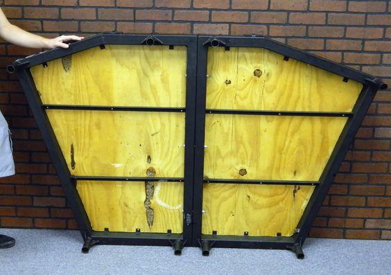 8 Piece Prox Taye Drum Set Kit Custom Level Rack Cage Drum