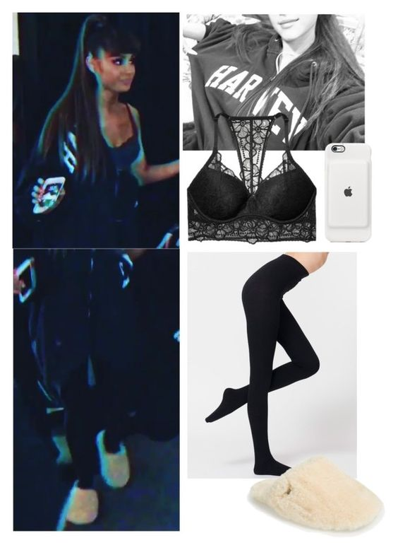 """""""Untitled #1306"""" by aglookbook ❤ liked on Polyvore featuring UGG and Victoria's Secret"""