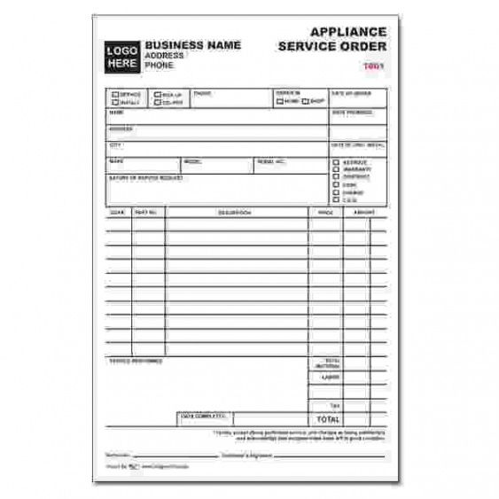Get Our Sample Of Appliance Repair Invoice Template Invoice Template Appliance Repair Repair