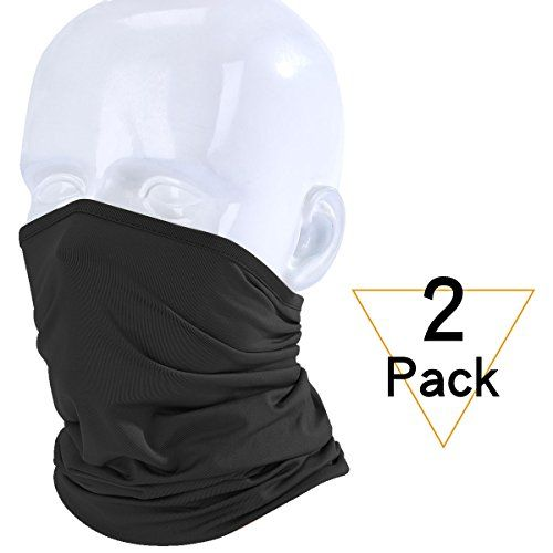Face Cover Neck Gaiters for Warmer Face Scarf Women