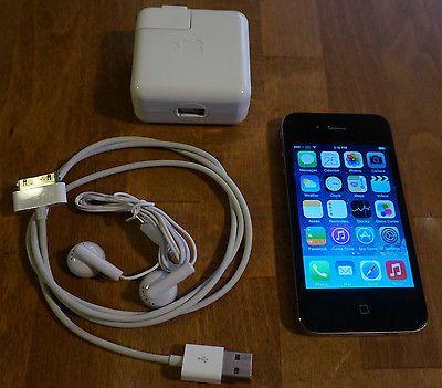 Apple iPhone 4 - 32GB - Black Factory Unlocked (MC610LL/A) https://t.co/azU848eJJs https://t.co/R5tFxD3L4H