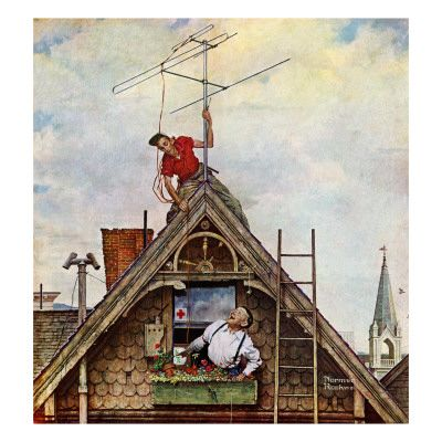 Norman Rockwell Reproduction artistique sur AllPosters.fr