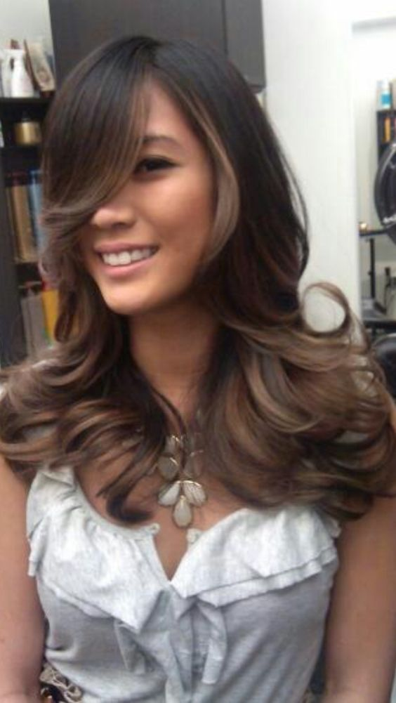 1000+ images about Balayage Hair on Pinterest