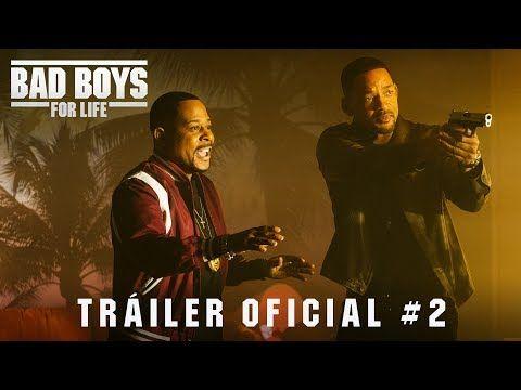 Bad Boys For Life Trailer Oficial 2 Hd En Espanol En Cines 17 De Enero Bad Boy Chico Malo Ver Peliculas Gratis Online